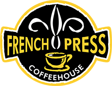 French Press Coffee House logo